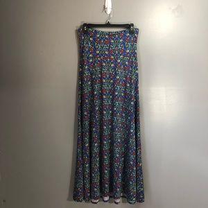 Luluroe long skirt small